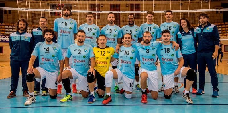 Voleibol masculino de la máxima categoría española en el I Torneo de Reyes Villa de Ribadesella