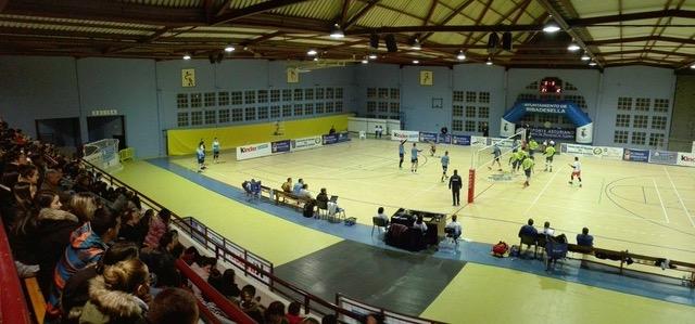 El I Trofeo de Reyes Villa de Ribadesella de voleibol se va para Soria
