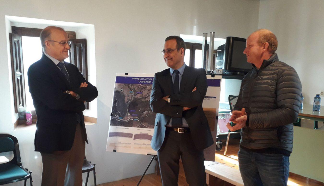 La reparación de la carretera de Llonín comenzará el próximo verano con 1,7 millones de presupuesto