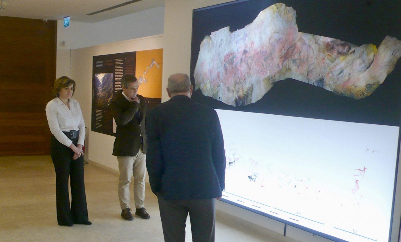 El Museo Arqueológico de Asturias inaugura la exposición que conmemora los 50 años de Tito Bustillo