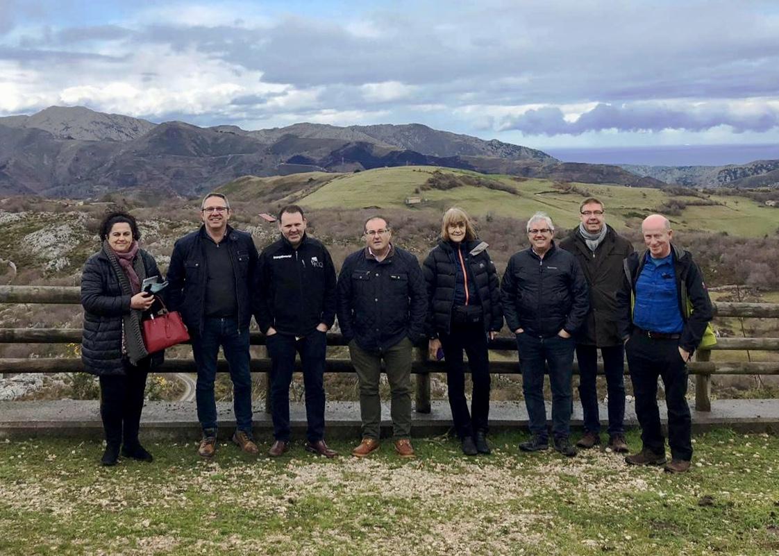 El Oriente de Asturias se prepara para los encuentros rurales europeos de noviembre