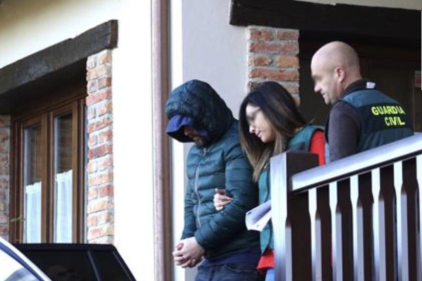 El argelino que supuestamente participó en el asesinato de Javier Ardines ha sido condenado en Suiza por otro delito
