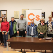 Mili de la Maza nueva coordinadora de la agrupación de Ciudadanos en Parres