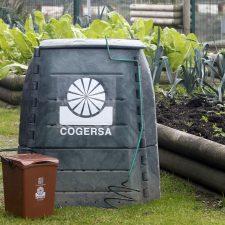 Siete municipios de la comarca inician junto a GOGERSA una nueva campaña de Compostaje Doméstico