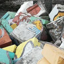 Recogida de firmas para la restauración de Los Cubos de la Memoria de Llanes
