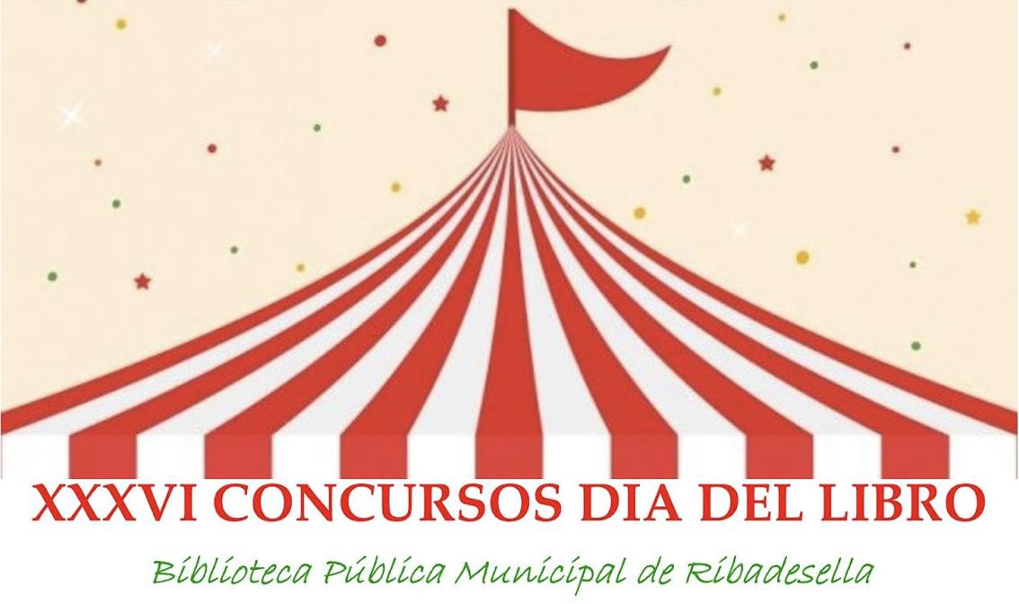 La Biblioteca de Ribadesella dedica al Circo los Concursos del Día del Libro 2019