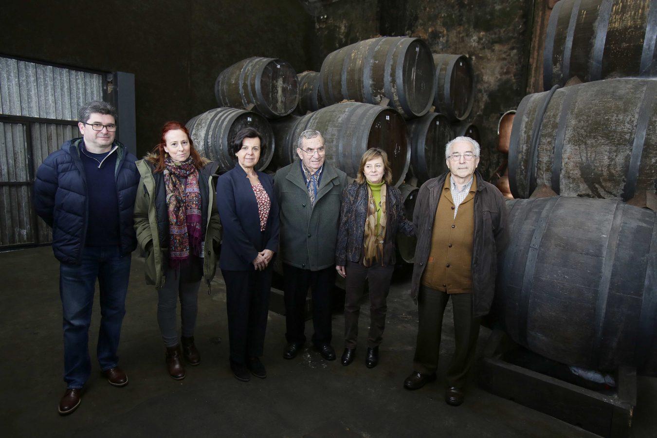 150 años destilando sabores de Asturias en San Martín de Collera (Ribadesella)