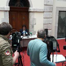 Comunicados del alcalde de Llanes y de la agrupación local de IU sobre la detención de los presuntos autores del crimen de Ardines