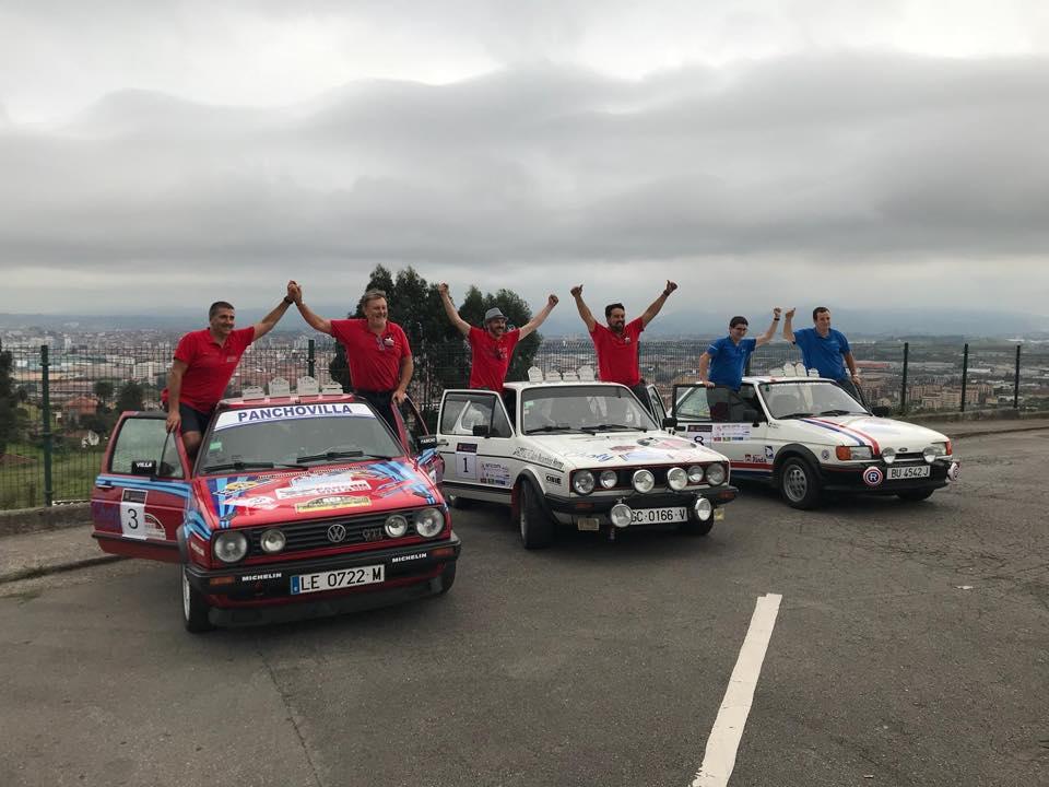 Mas de cien pilotos participarán en el 1º Rallye Clásico del Sella que se disputará el 16-F en Ribadesella