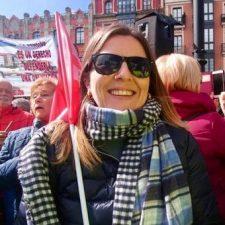 Humildad Gutiérrez, nueva secretaria general de CCOO en el oriente de Asturias
