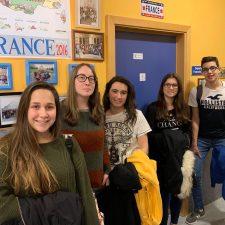 Alumnos de francés del IES de Llanes participan en un proyecto europeo de investigación sobre Patrimonio de la Humanidad