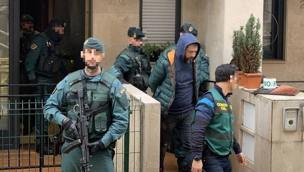 Los detenidos por el asesinato de Javier Ardines pasan esta tarde a disposición judicial