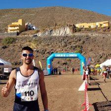 El cabraliego Juanjo Moradiellos sigue triunfando en el atletismo Canario