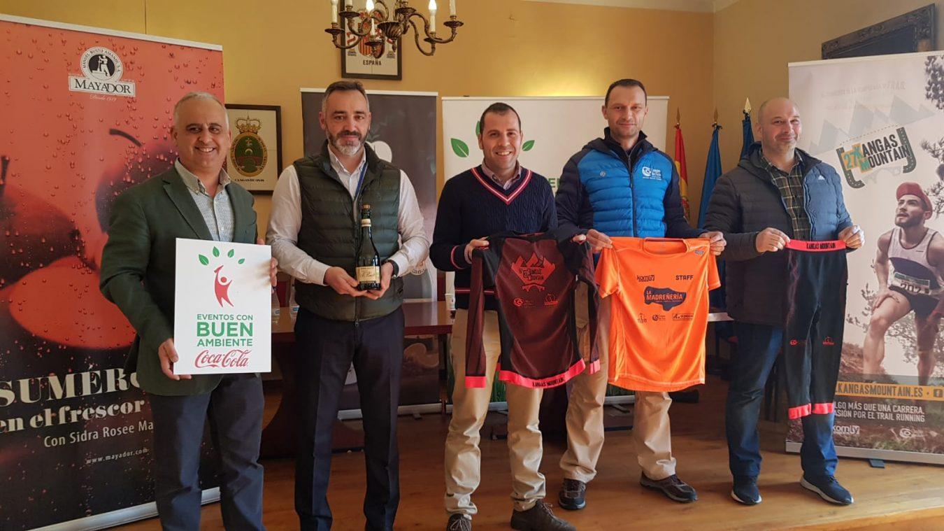 La 27 Kangas Mountain reunirá este sábado a más de 930 atletas en Cangas de Onís