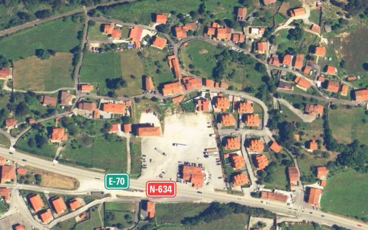 El Principado invierte 48.000€ en la mejora de un camino interior de La Franca Norte, en Ribadedeva