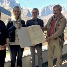 Ponga recibe la acreditación como Reserva de la Biosfera, reconocimiento alcanzado en el mes de julio pasado