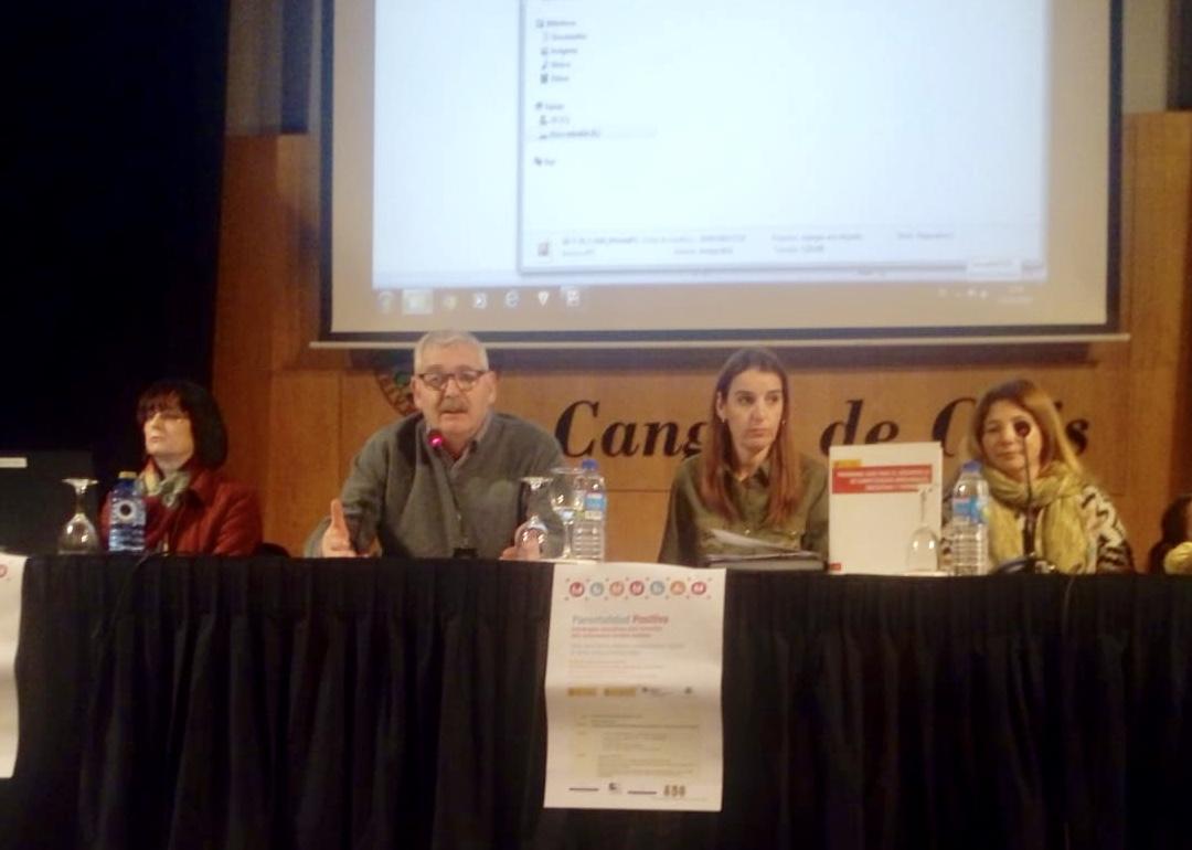 Presentado el Programa de Orientación Educativa Familiar para los concejos de Cangas de Onís, Amieva y Onís