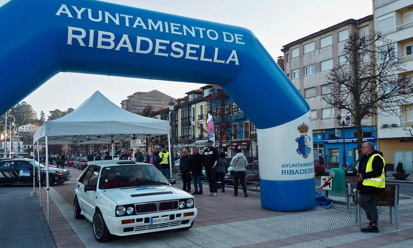 133 vehículos en el II Rallye Clásico del Sella que este sábado comienza en Ribadesella