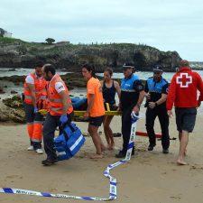 Cruz Roja Llanes pone en marcha varios cursos de primeros auxilios y socorrismo acuático