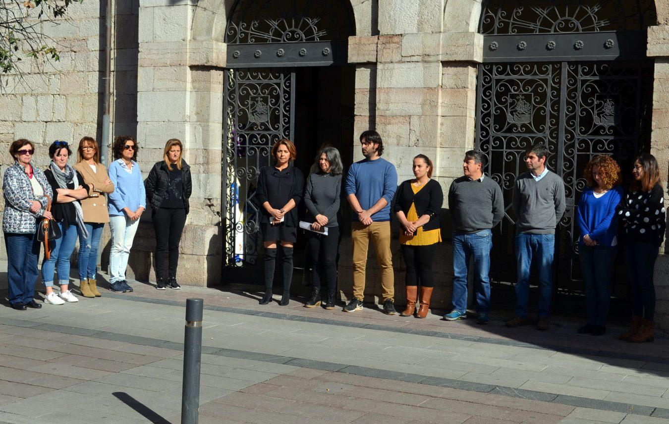 Poca asistencia de público a las concentraciones en memoria de las víctimas del 11M