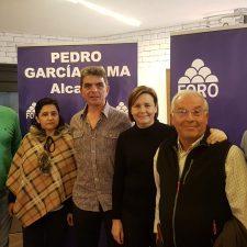 Foro Asturias presenta a Pedro García Rama como su candidato en Cangas de Onis