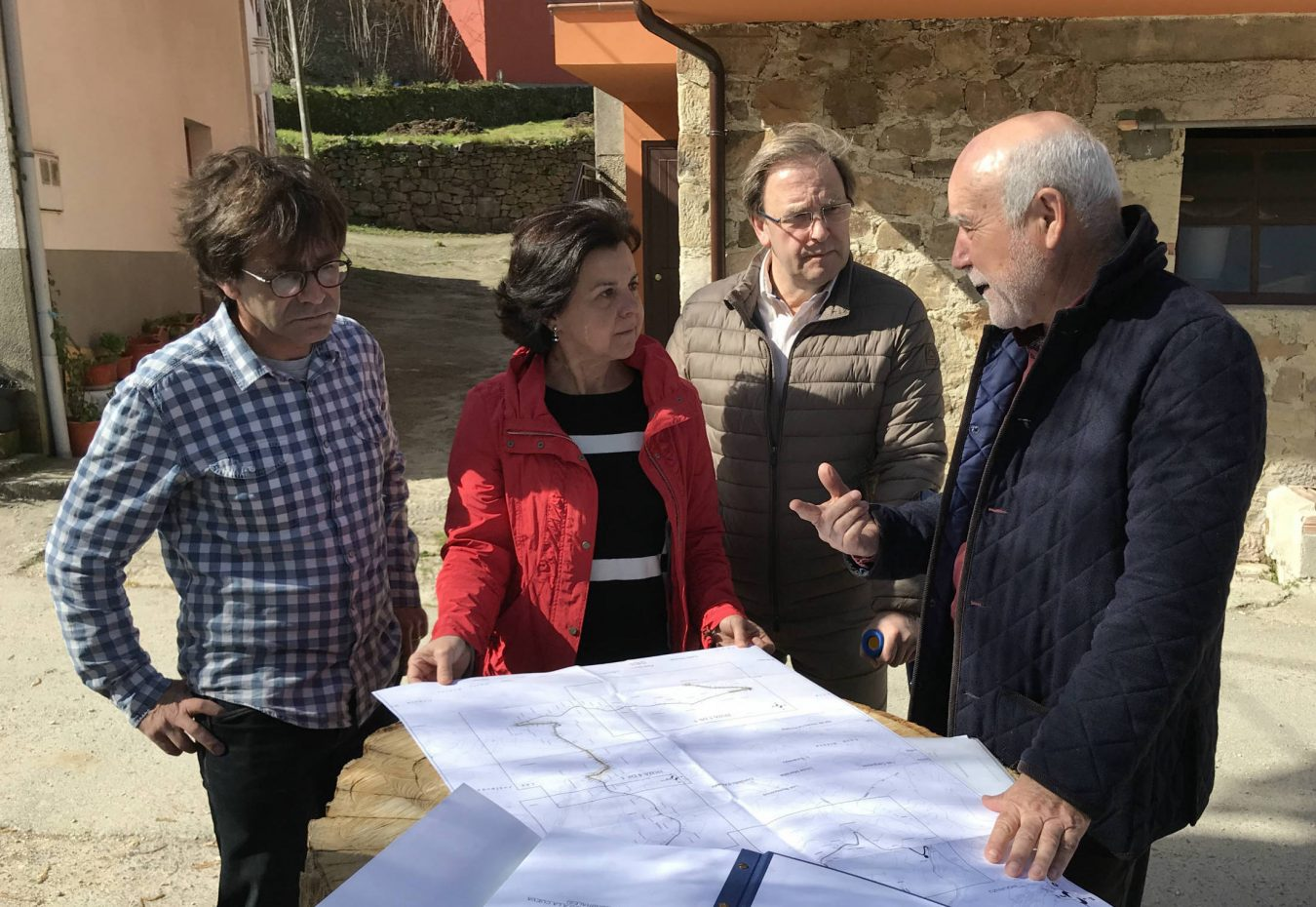 557.000€ en infraestructuras ganaderas en el concejo de Cabrales