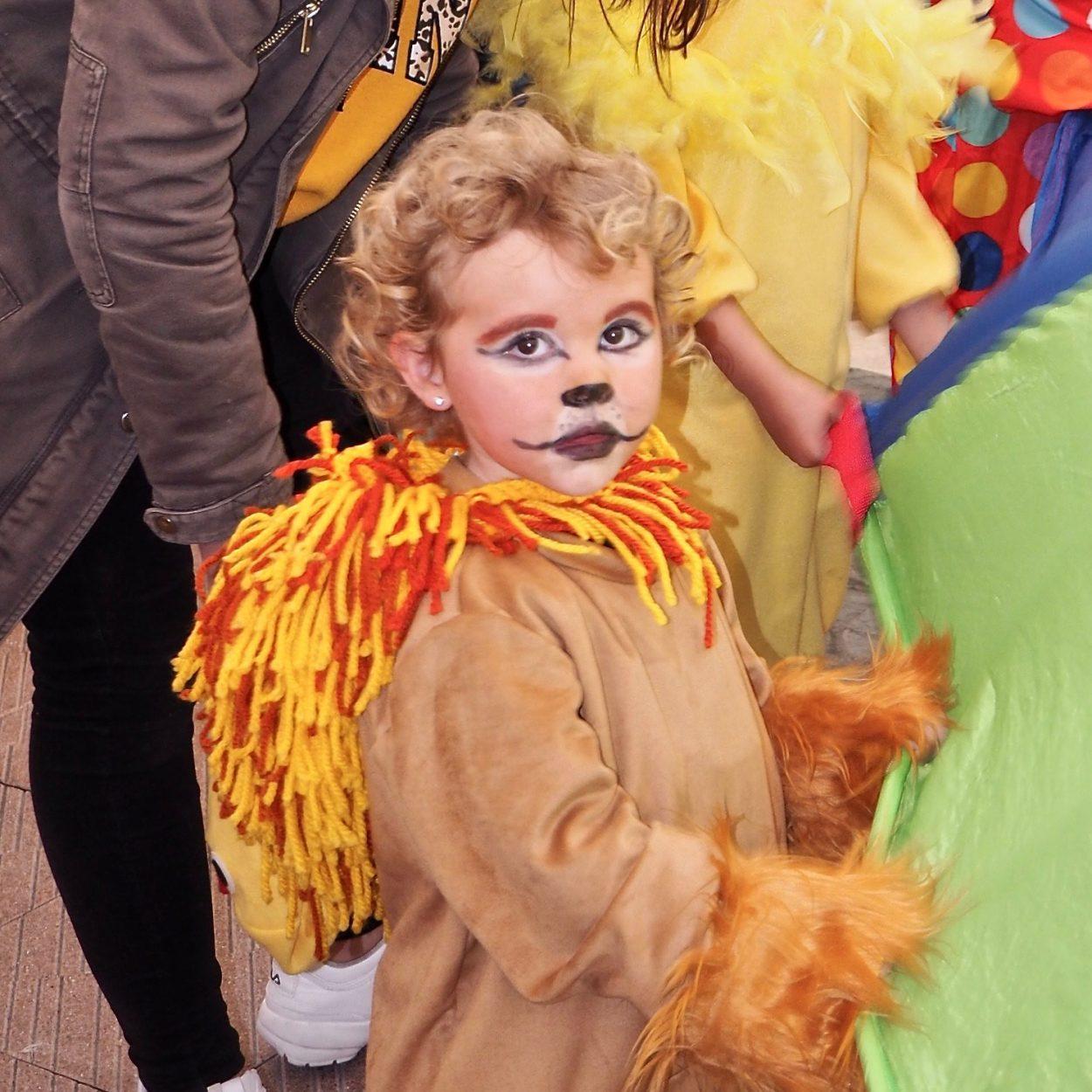 El Carnaval Infantil da continuidad a este martes festivo en Ribadesella
