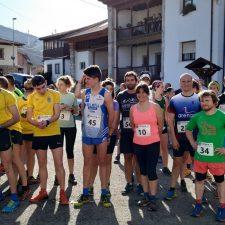 Mariano Llaneza y Miriam García ganan la I Carrera al Picu Sopeña de Onís