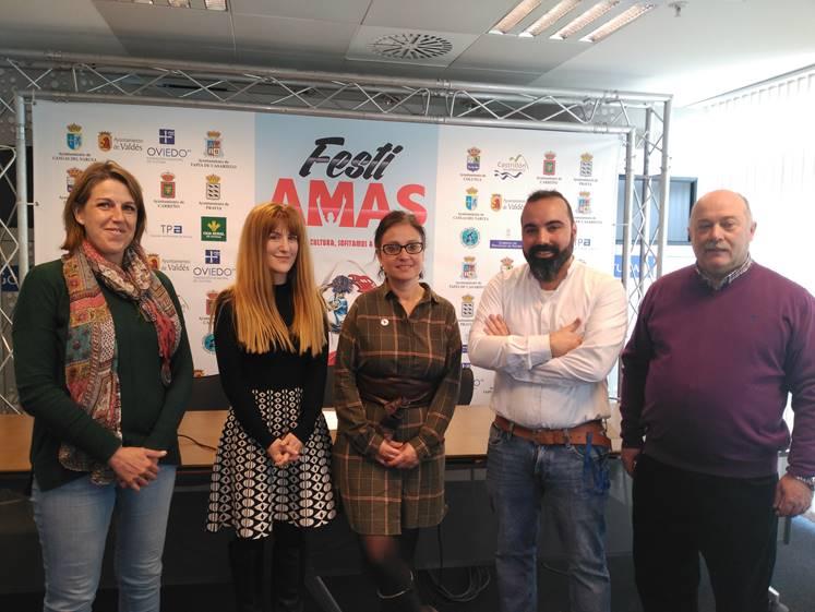 Colunga acogerá una de las siete semifinales del FestiAMAS 2019