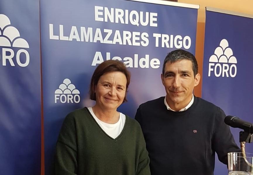 Enrique Llamazares será el candidato de Foro Asturias a la alcaldía de Ponga