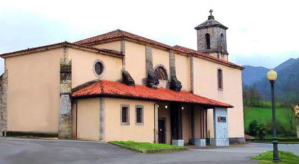 El Principado inicia el expediente para inventariar y proteger la Iglesia de Cangas de Arriba