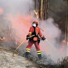 Absuelto el vecino de Llanes acusado de provocar un incendio forestal en las sierras de Purón y Cuera en abril de 2017