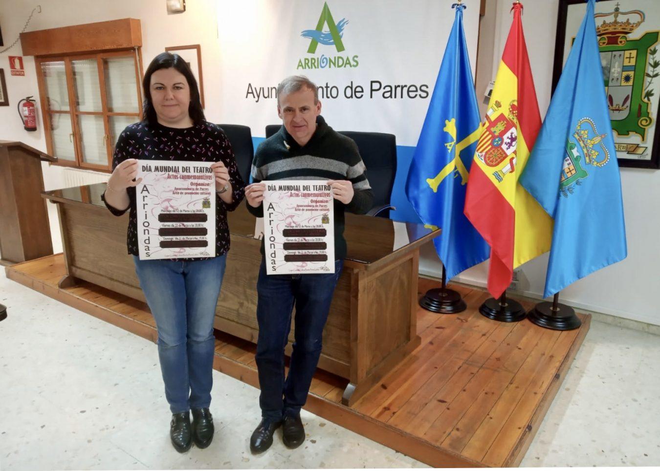 Marzo será un mes de teatro en Arriondas con tres representaciones a cargo de grupos asturianos