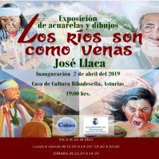 José Llaca muestra en Ribadesella su visión de la cultura y gentes mexicanas