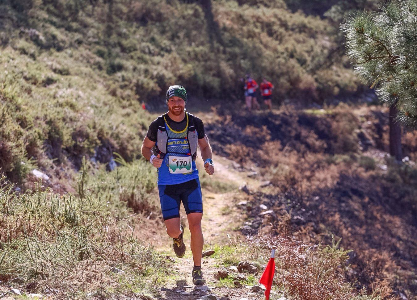 Cristopher Fernández gana en la distancia corta de la 27 Kangas Mountain