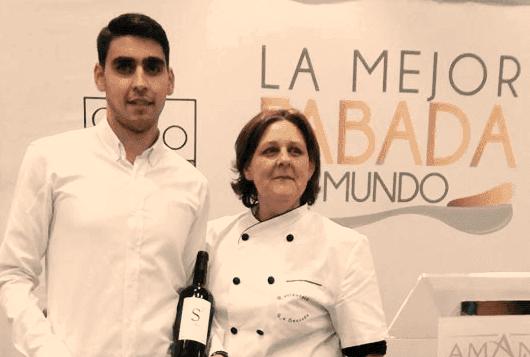 El restaurante La Sauceda de Buelles (Peñamellera Baja) elabora la Mejora Fabada del Mundo