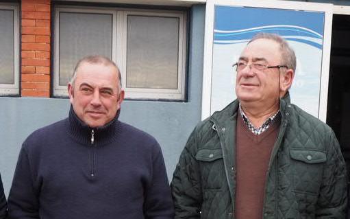Dimiten en bloque los patrones de las cofradías asturianas por el reparto de la xarda