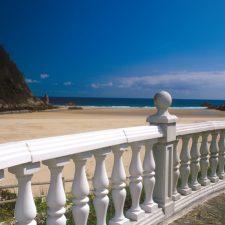 El Ayuntamiento de Ribadedeva descarta controlar el aforo en la playa de La Franca