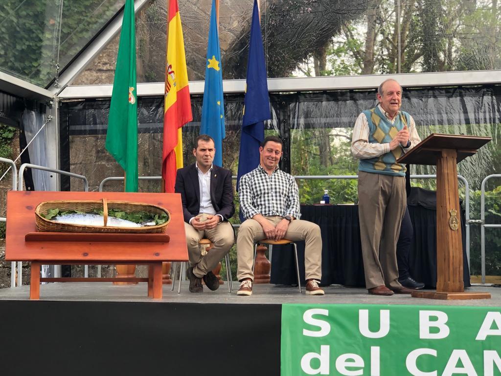 Casa Pedro de San Juan de Parres paga 7.100 euros por el Campanu del Sella 2019