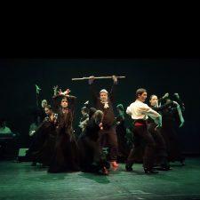 Rubén Olmo se incorpora al Encuentro de los Maestros de la Danza que en Colombres apadrina Antonio Canales