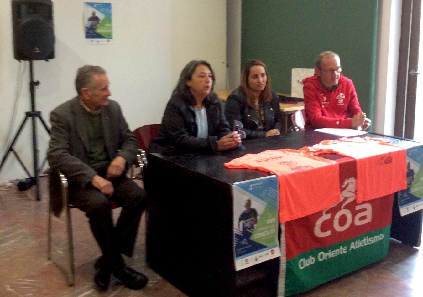 Presentada la XXII Carrera Concejo de Llanes, prevista para el 1 de mayo en Nueva