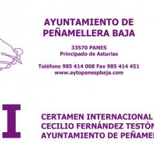 El jienense Esteban Torres Sagra gana el Certamen Internacional de Poesía de Peñamellera Baja