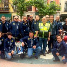 Moisés Fernández nuevo presidente del Club Vespa Ribadesella