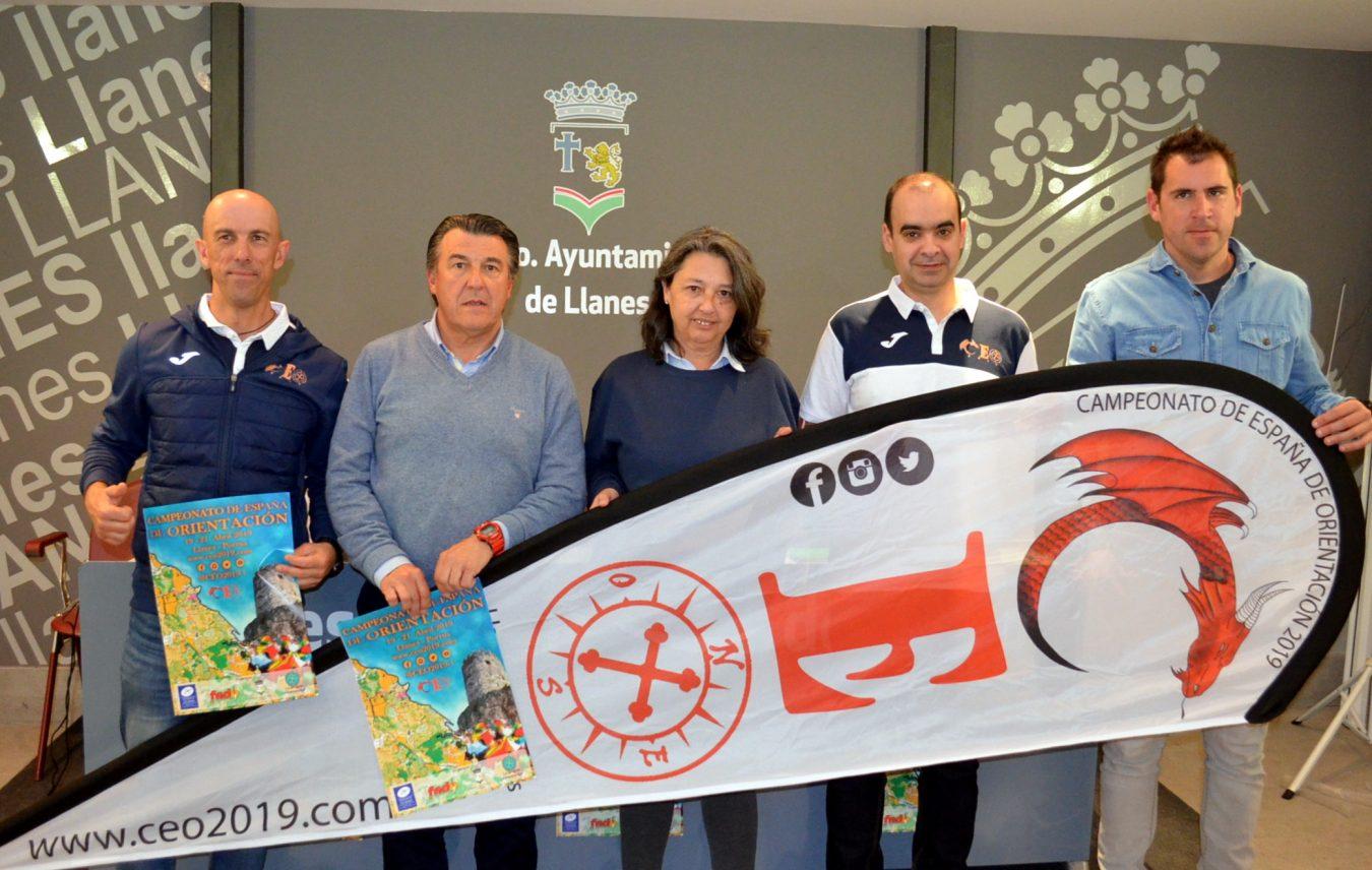 1.700 orientadores lucharán por convertirse en Campeones de España este fin de semana en Llanes