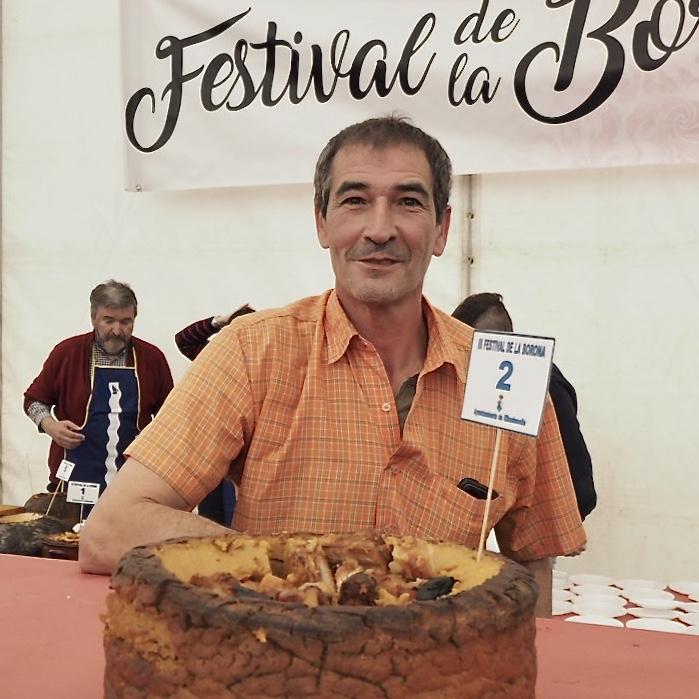 Mas de diez boronas competirán en Ribadesella por ser la mejor de Asturias. Jesús Pascual buscará su tercer título