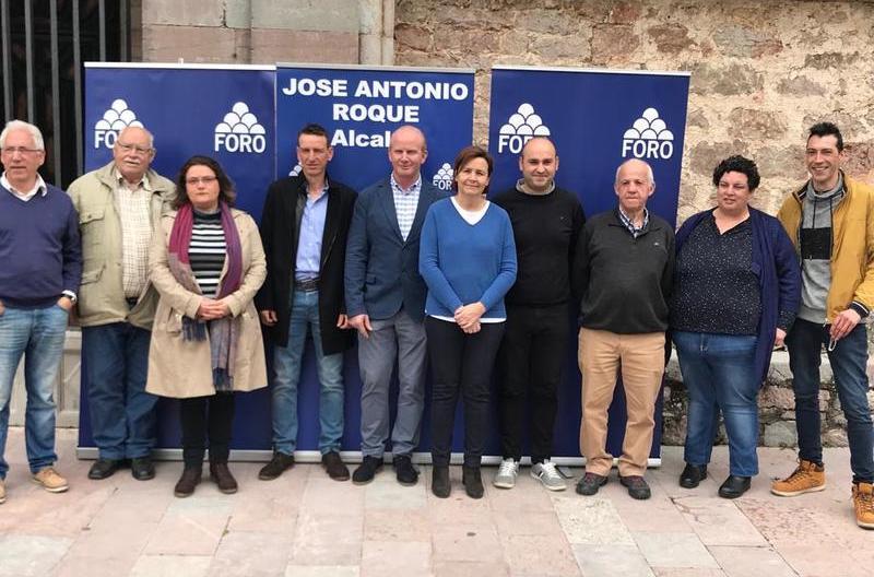 Foro Asturias presenta a José Antonio Roque como candidato en Peñamellera Alta