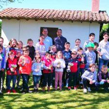 Golf Escolar y Campeonato de España de Orientación en Llanes