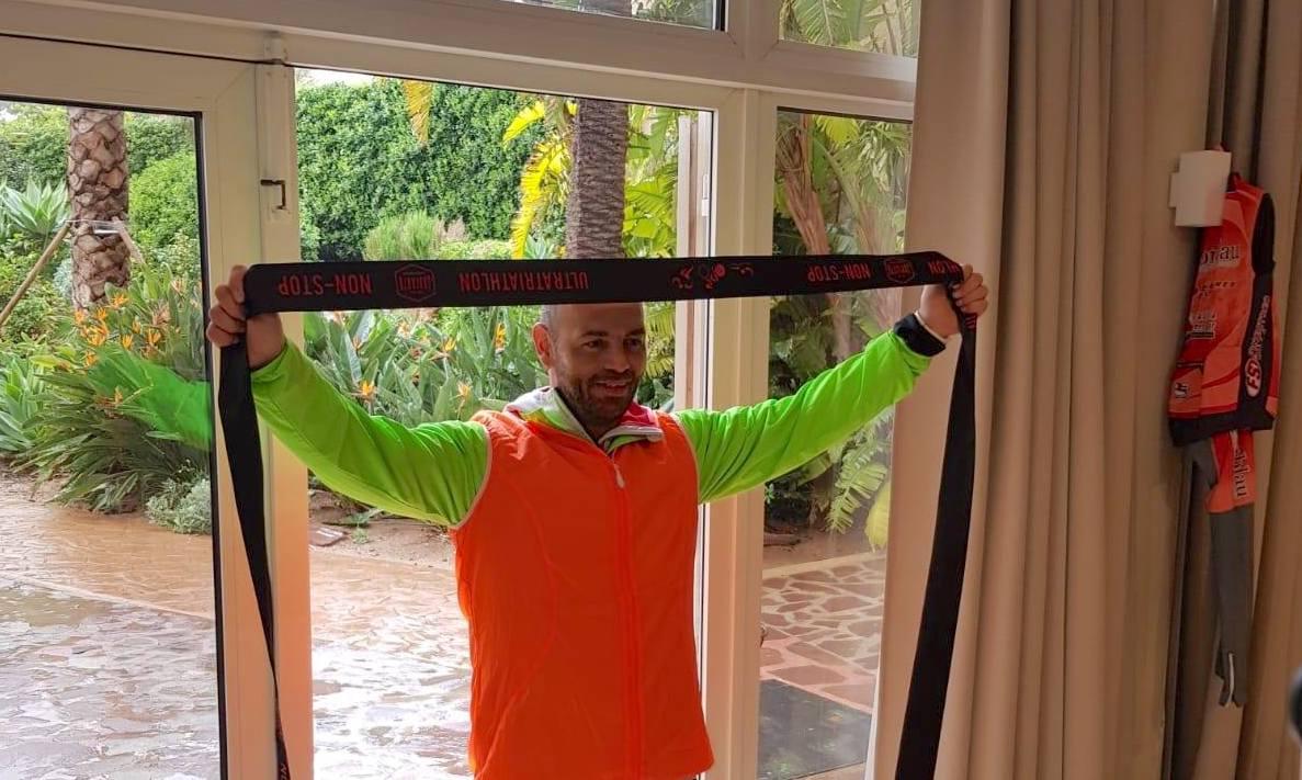 El riosellano José Luís López Somoano finaliza tercero en la Ultratriatlón de Jávea 2019