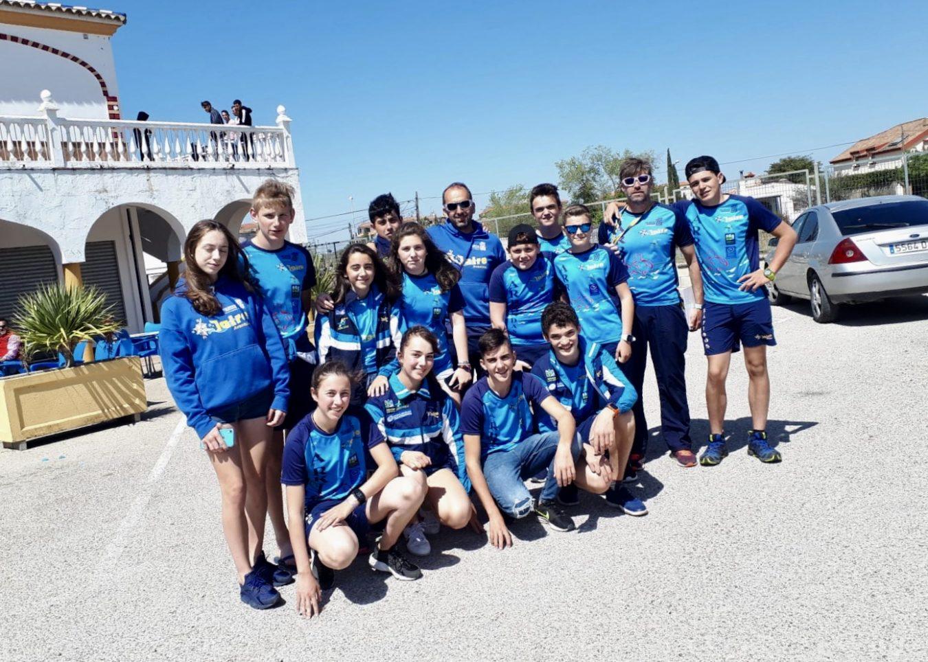 Pedro-Asley en K2 y Los Rápidos por clubes ganan el Descenso del Piloña-Sella