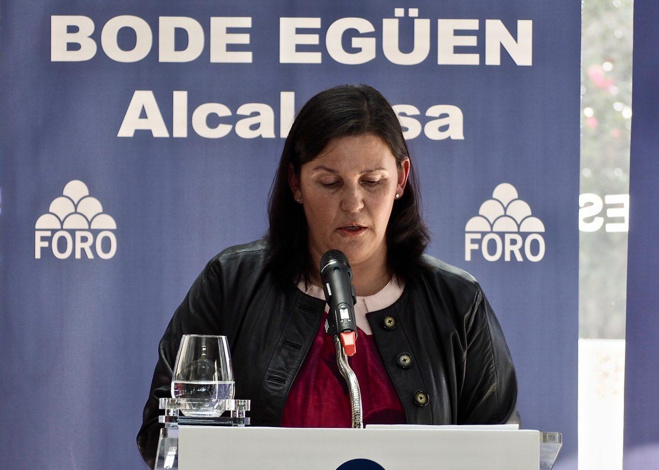 Bode propone mejorar la ayuda a domicilio en lugar de construir una residencia en Ribadesella